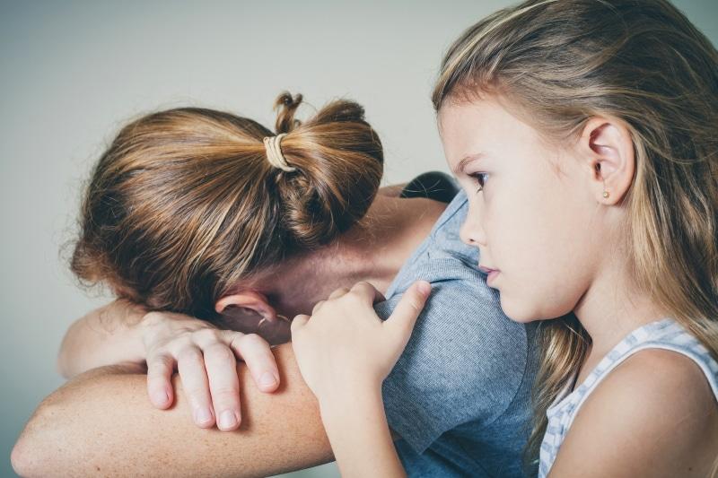 как воспитывать ребенка матери одиночке