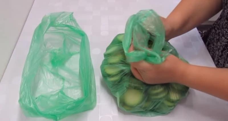 как заморозить кабачки на оладьи