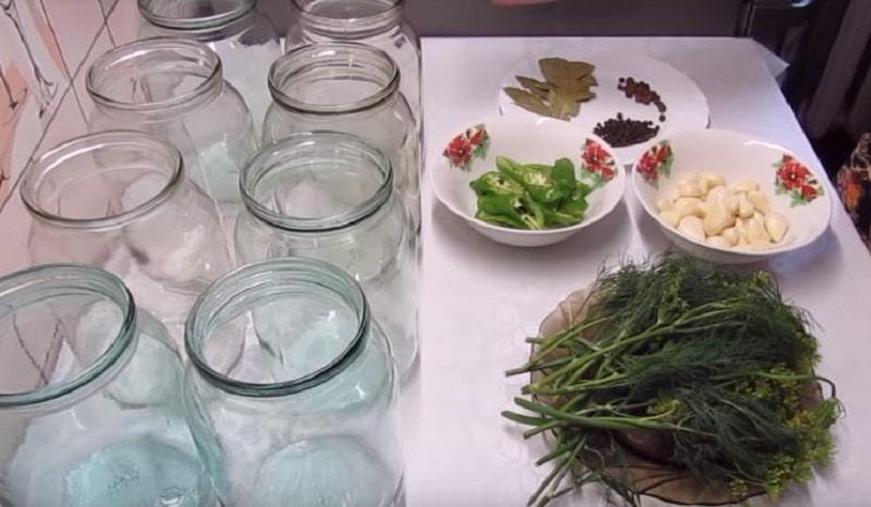 кабачки рецепт