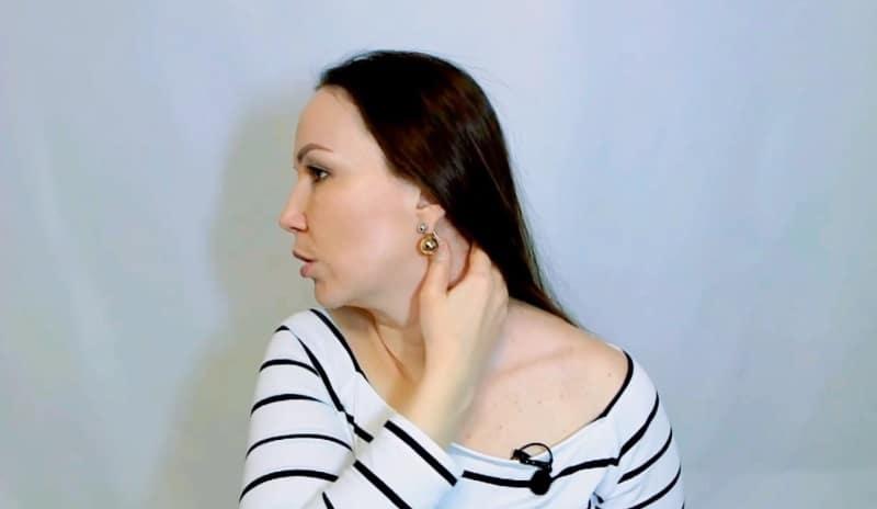 сильное напряжение в шее и затылке