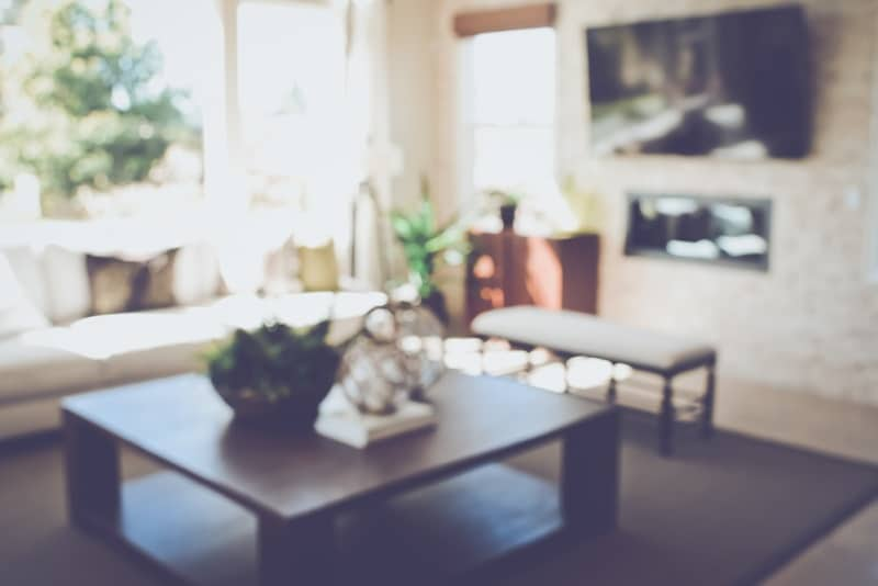 чистый дом фото