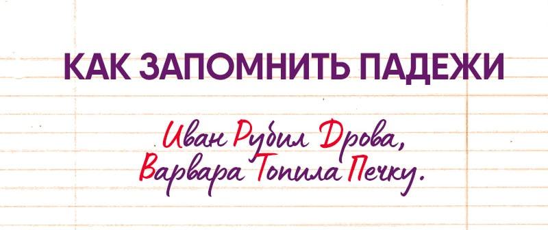 правила русского языка для чайников