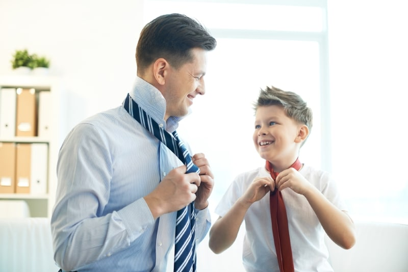 как воспитать ребенка личностью