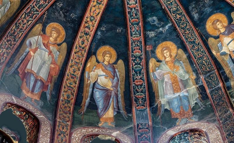 архангелы иконы