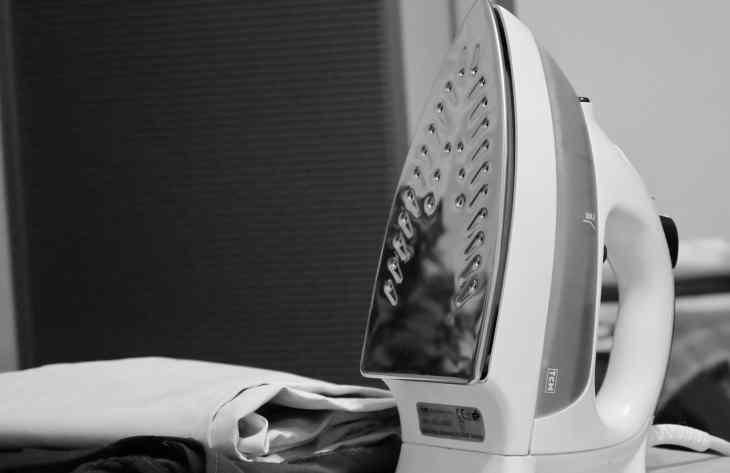 Чистка утюга: 4 лучших способа