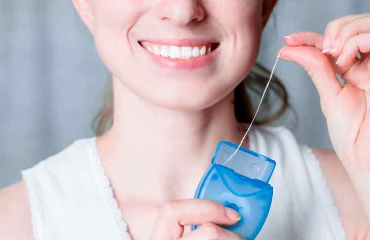 8 способов применения зубной нити в хозяйстве