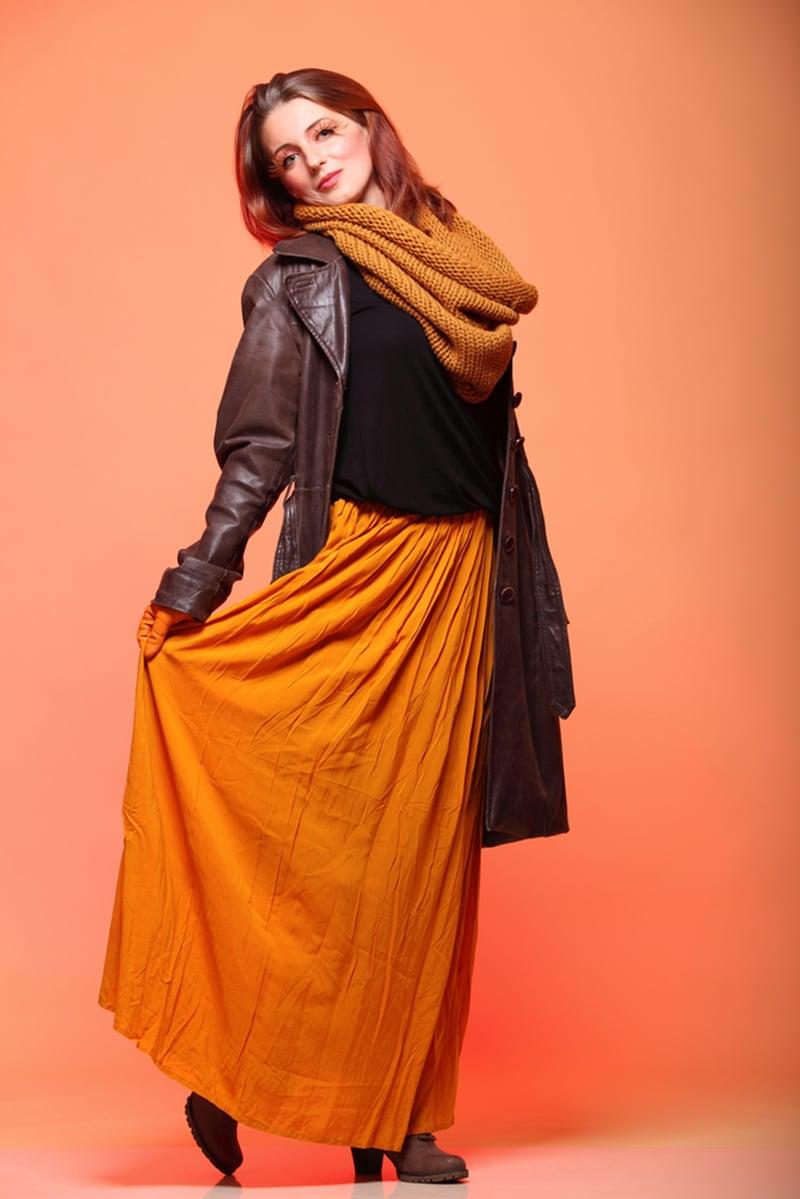 модные юбки для женщин