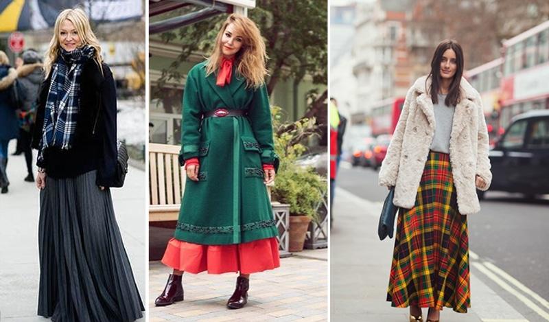 модные юбки для невысоких