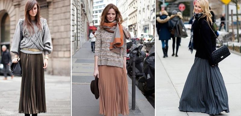 модные юбки для пожилых женщин