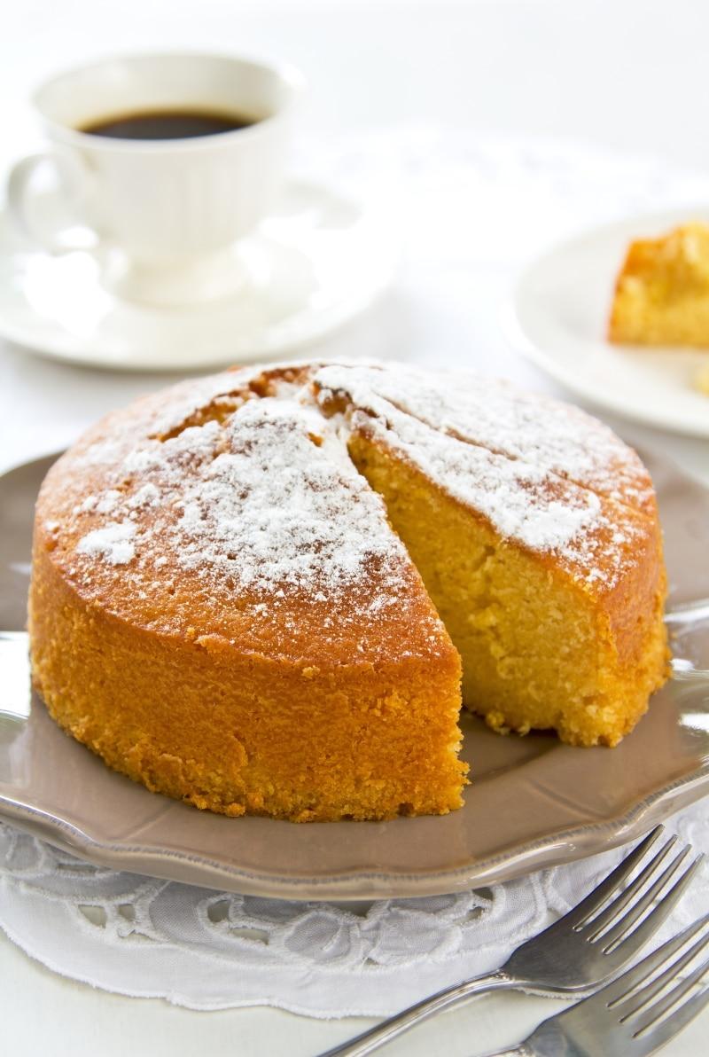 как испечь ровный бисквит для торта