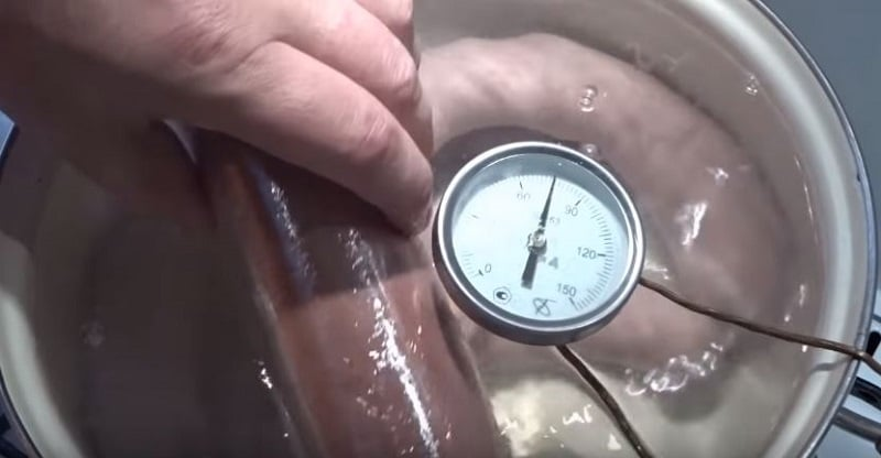 как варить колбасу
