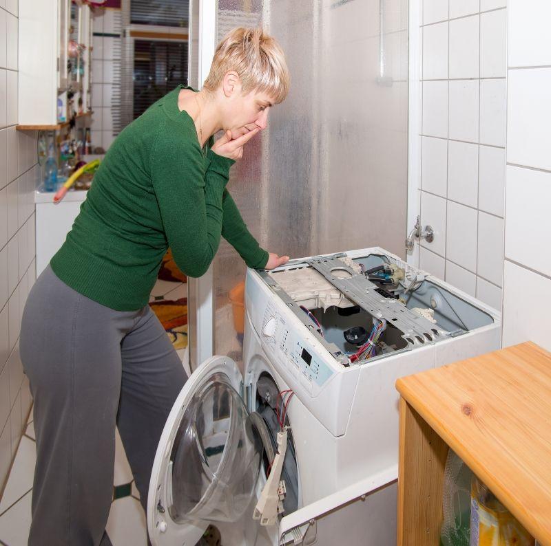 как проверить стиральную машину без воды