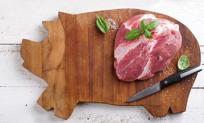 свиное мясо части