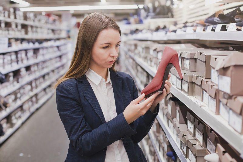 как выбирать обувь по размеру