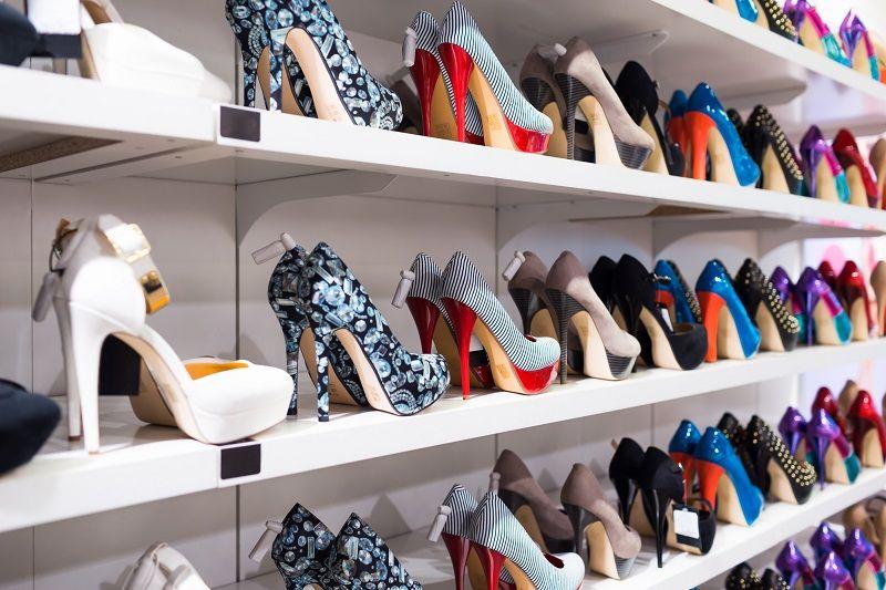 покупка обуви за границей