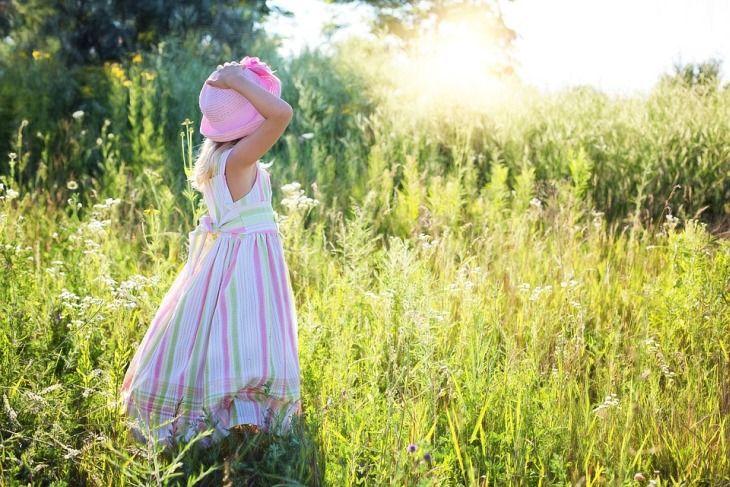 5 правил личной гигиены, которым девочку нужно обучить с детства