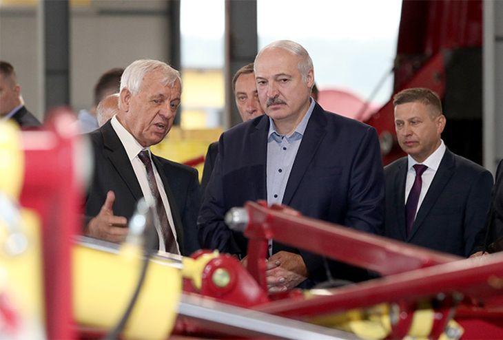 Лукашенко: «Второй раз за неделю попадаю в рай»