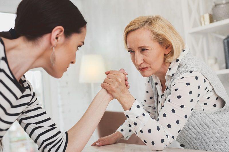 Как достичь взаимопонимания со свекровью