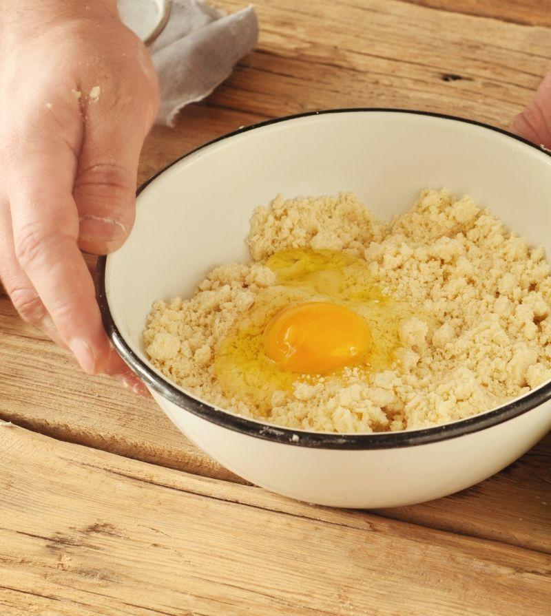 песочное тесто как его готовить