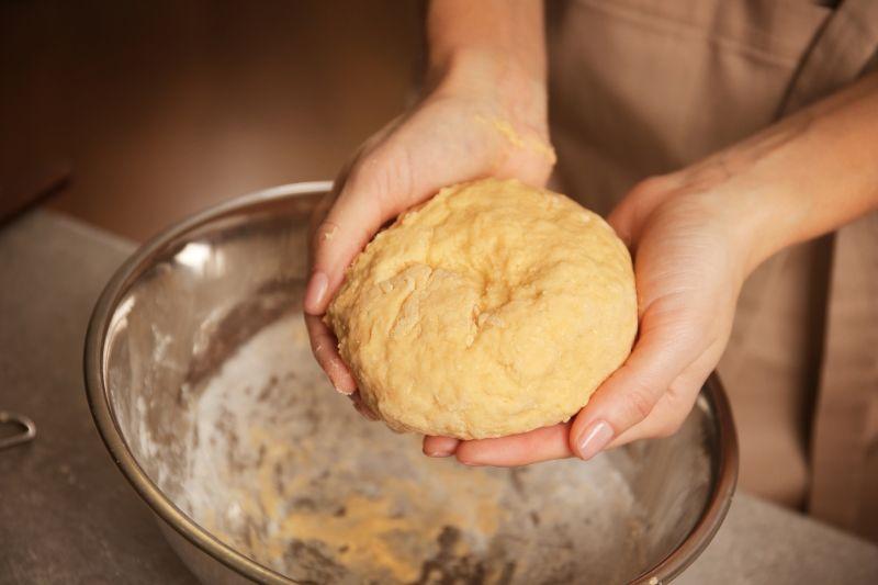 как готовить песочное тесто для печенья