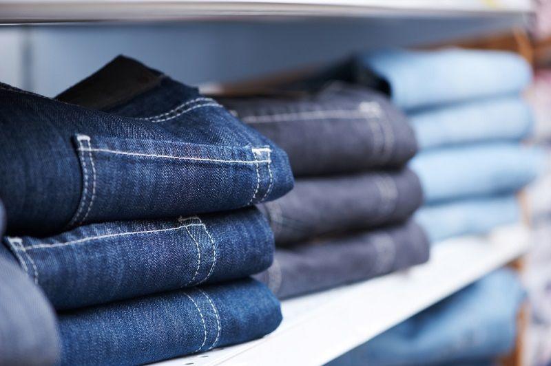 джинсовые вещи