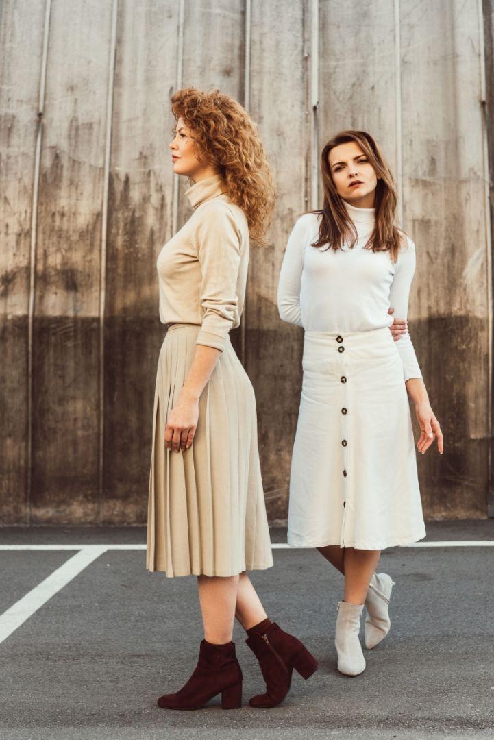 модная женская одежда осень 2019