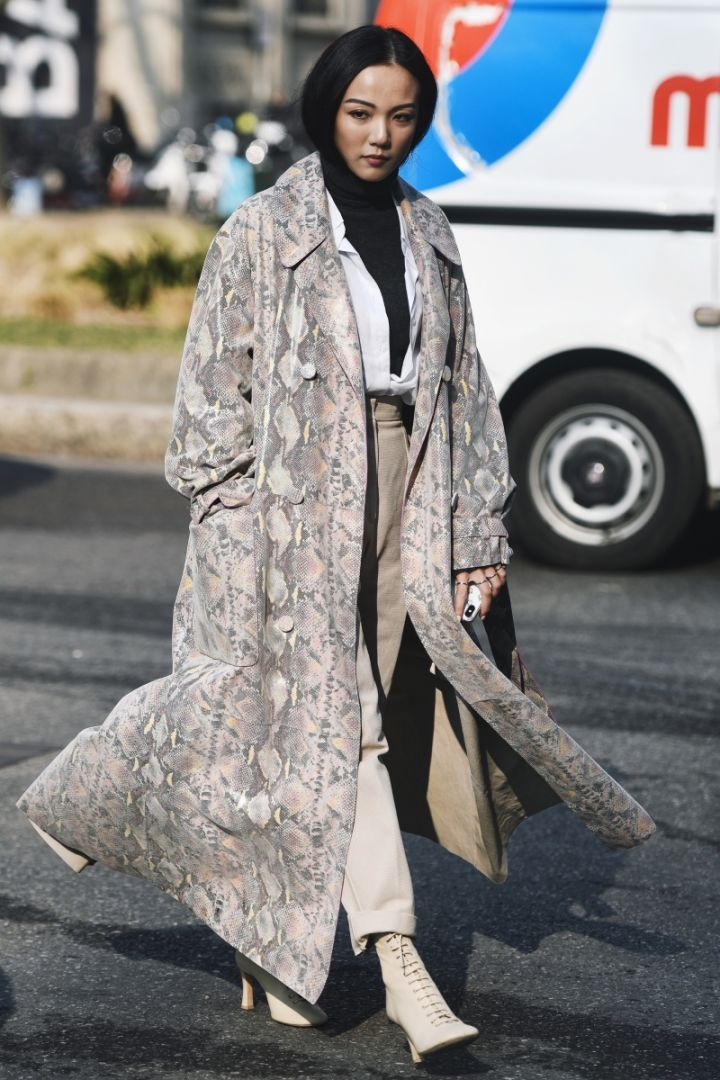 модная одежда на осень 2019