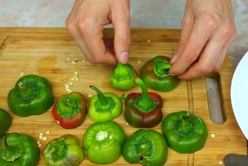 заготовить острый перец на зиму