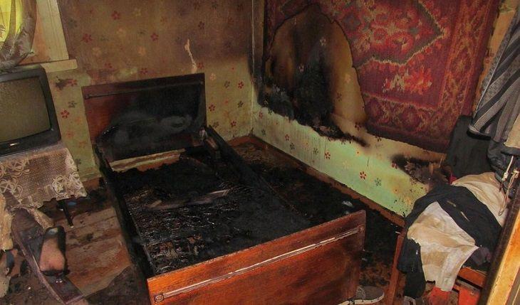 Смертельный пожар: новые подробности страшной трагедии под Осиповичами