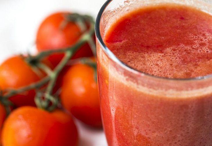 Простой и быстрый способ приготовления томатного сока на зиму
