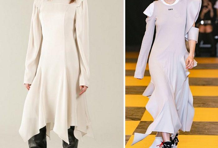 теплые платья для осени