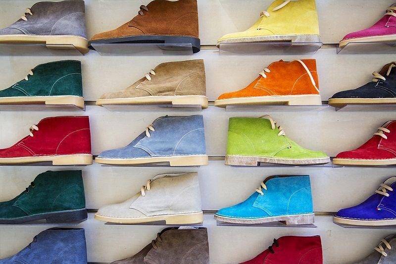 обувь на осень 2019
