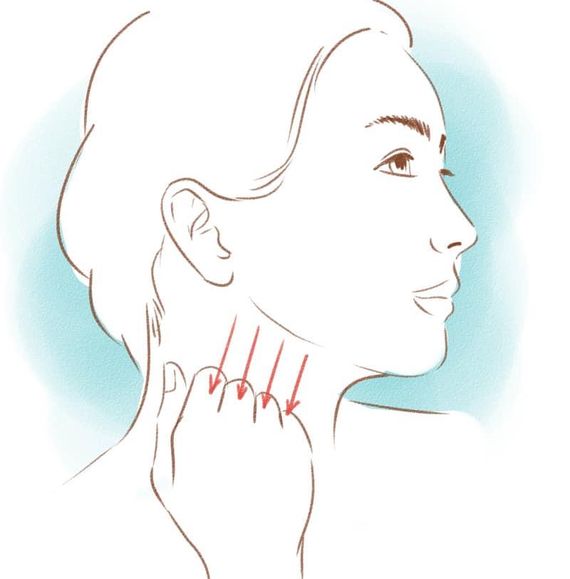массаж для лица для омоложения