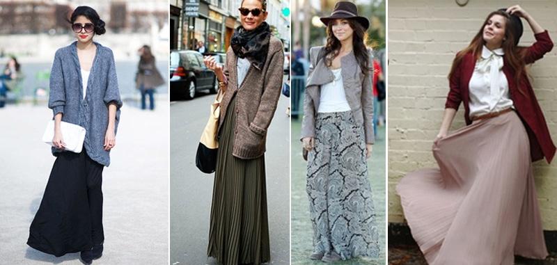 модные юбки для полных женщин