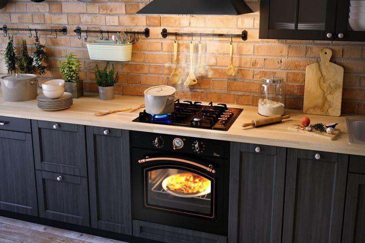 Как очистить электрическую духовку от жира и копоти: 4 эффективных способа