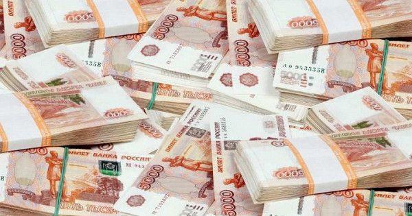 Российские компании кконцу 2018 года держали насчетах 14,7трлн рублей