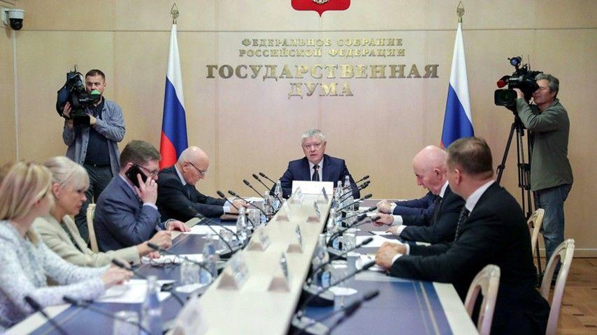 В Госдуме заявили о вмешательство в дела России медиаресурсов с финансированием из США и ЕС