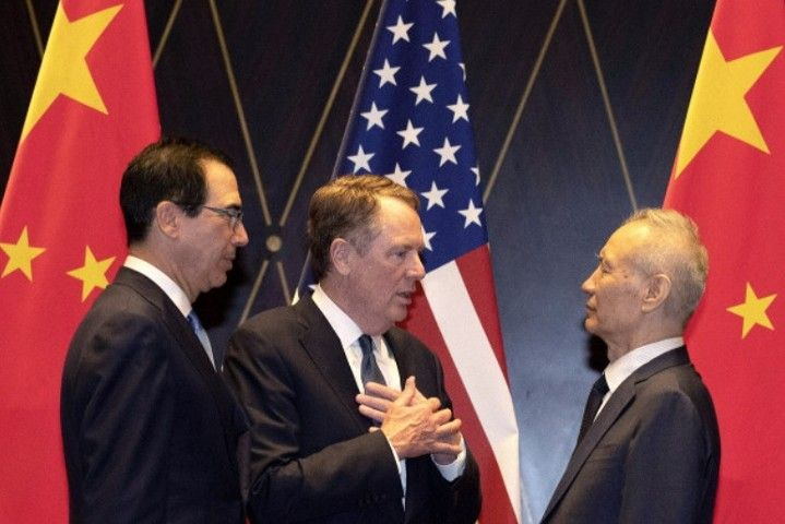 Китай скептически оценивает перспективы торговой сделки с США