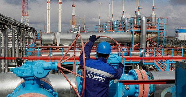 НаУкраине назвали неприемлемым предложение «Газпрома» потранзиту газа