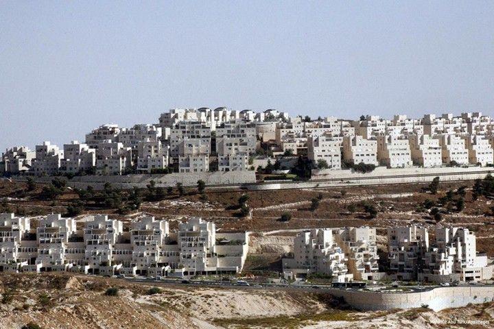 ЕС считает незаконным строительство Израилем поселений на Западном берегу Иордана