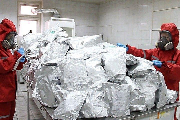 Граждане Украины создали крупнейшую в России нарколабораторию