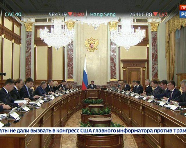 Заседание правительства: готовность предприятий ЖКХ к зимнему сезону