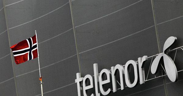 Норвежская Telenor продала оставшиеся 8,9% акций Veon за$362млн