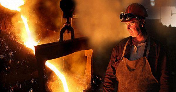 «Укрметаллургпром»: Украинская металлургия завершит годсхудшими показателями вистории