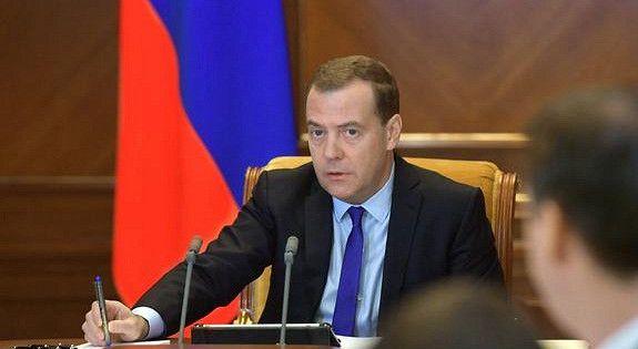 Медведев напомнил одолге Украины в3млрд дол. ипризвал соблюдать свои обязательства потранзиту