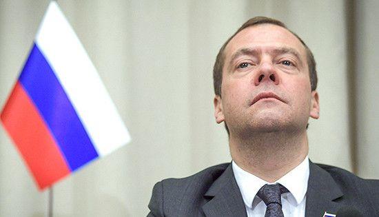 Медведев: договоренность погазу между Россией иУкраиной должна быть обоюдовыгодной