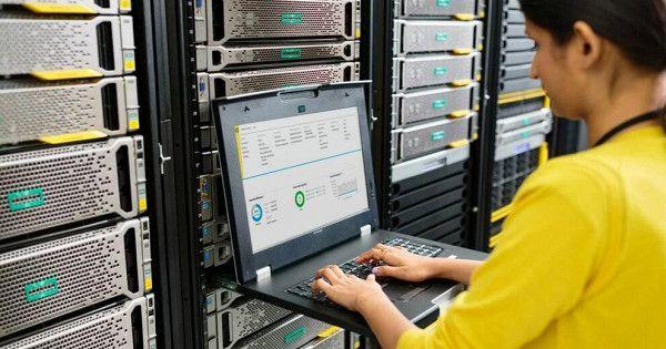 Рынок серверов продолжает демонстрировать спад