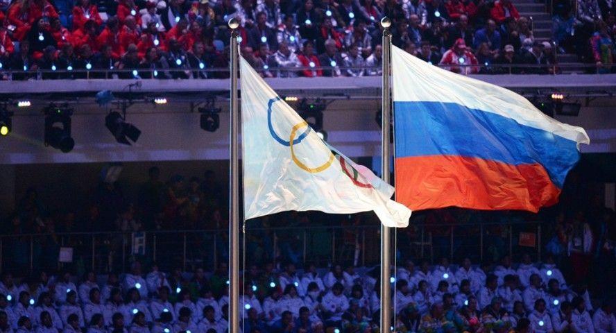 37% россиян выступили за Олимпиаду под нейтральным флагом