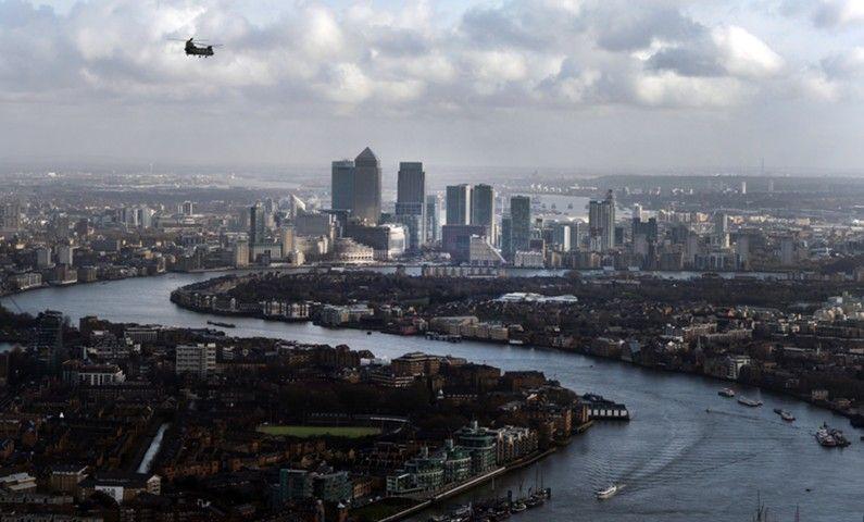 Экономика Великобритании в октябре продемонстрировала нулевой рост