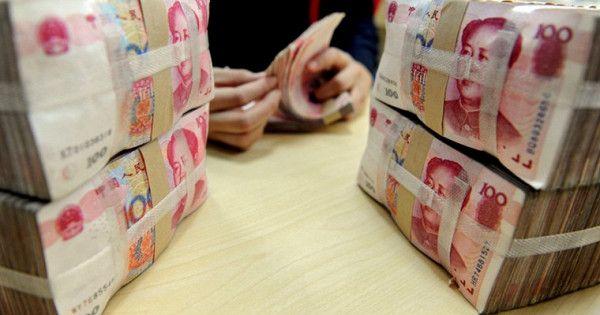 Объем нового банковского кредитования вКитае вноябре превысил прогноз
